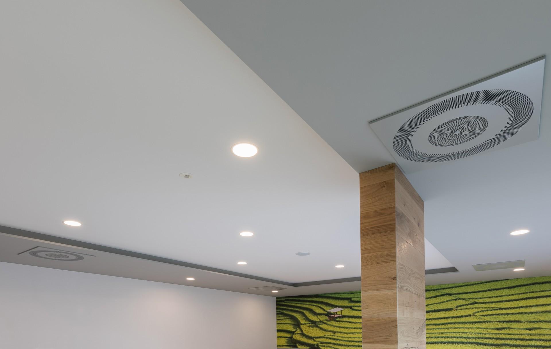 Header 4 - Ventilation de plafond