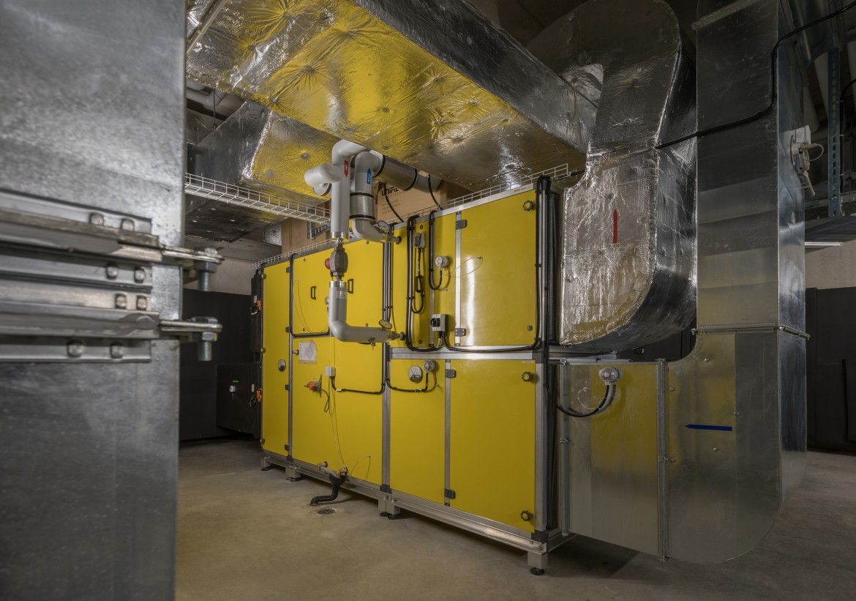 Monobloc de ventilation