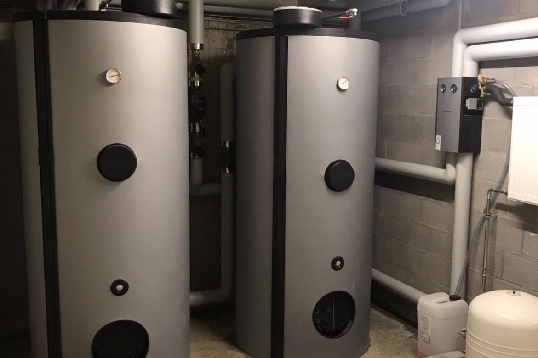 Accumulateurs thermiques pour le stockage d'énergie (eau chaude)