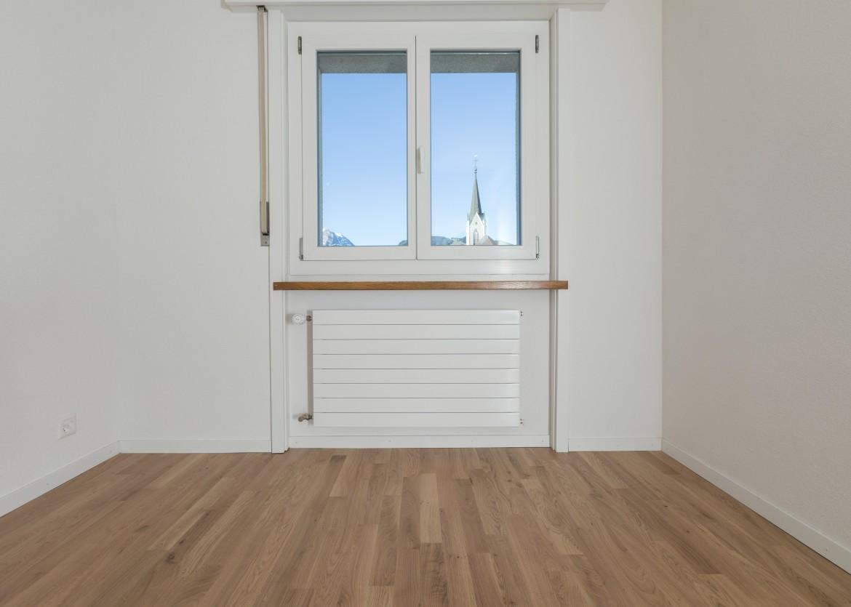Radiateur dans un appartement