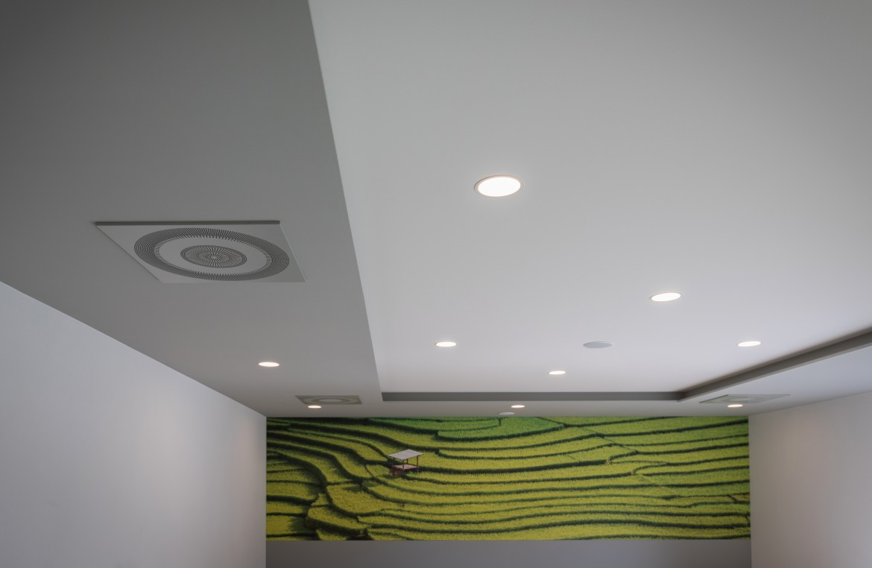 Toula, restaurant thai - ventilation